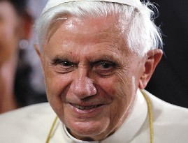 His Holiness, Pope Benedict XVI
