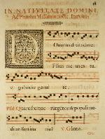 Introit for Midnight Mass of Christmas