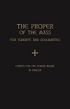 Propers of the Mass