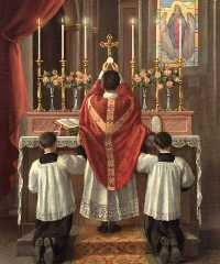 Extraordinary Form of the Roman Rite